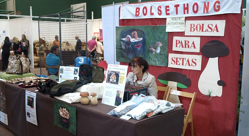 Bolsethong. Expositor de Mercasetas en San Leonardo de Yagüe