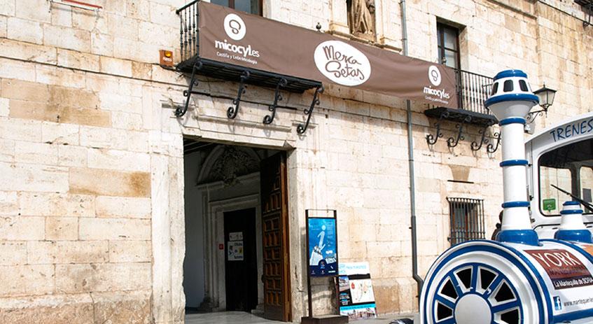 Imagen exterior del Centro Cultural San Agustín