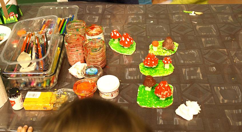 Mercasetas organiza actividades para los mas pequeños enmarcadas en la educación ambiental